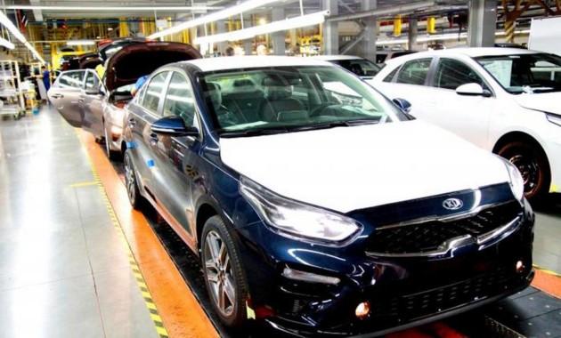 «Автотор» приступил квыпуску Киа Cerato обновленного поколения