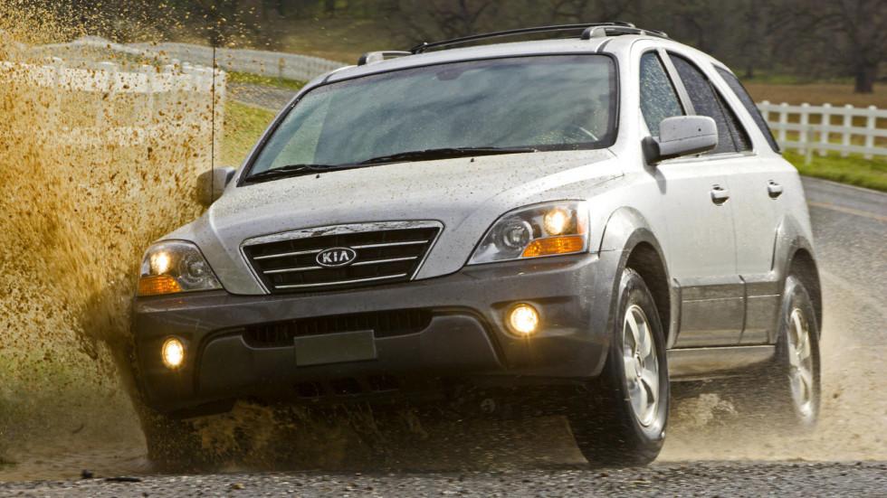 Kia Sorento '2006–09 для рынка Северной Америки