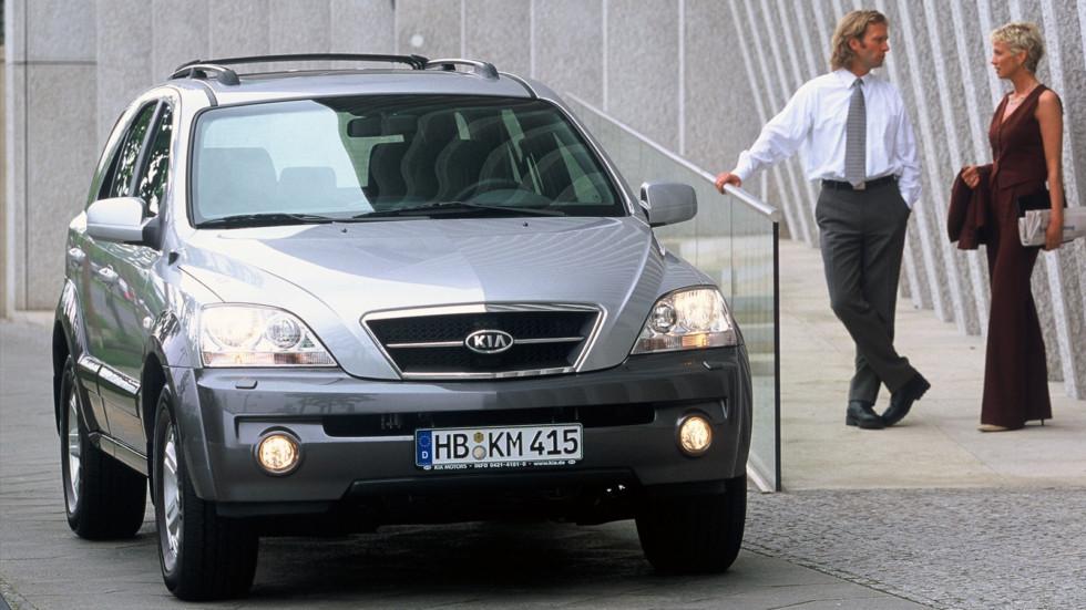 Kia Sorento '2002–06