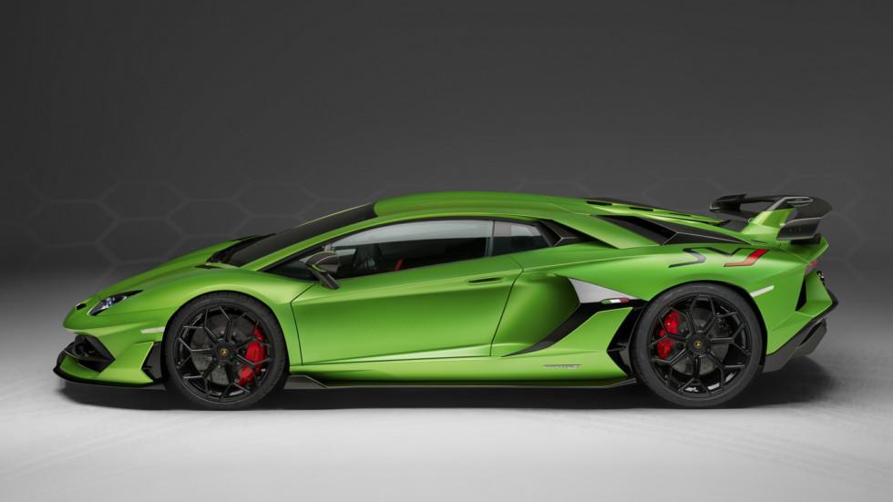 Lamborghini Aventador SVJ дебютировал в статусе рекордсмена Нюрбургринга