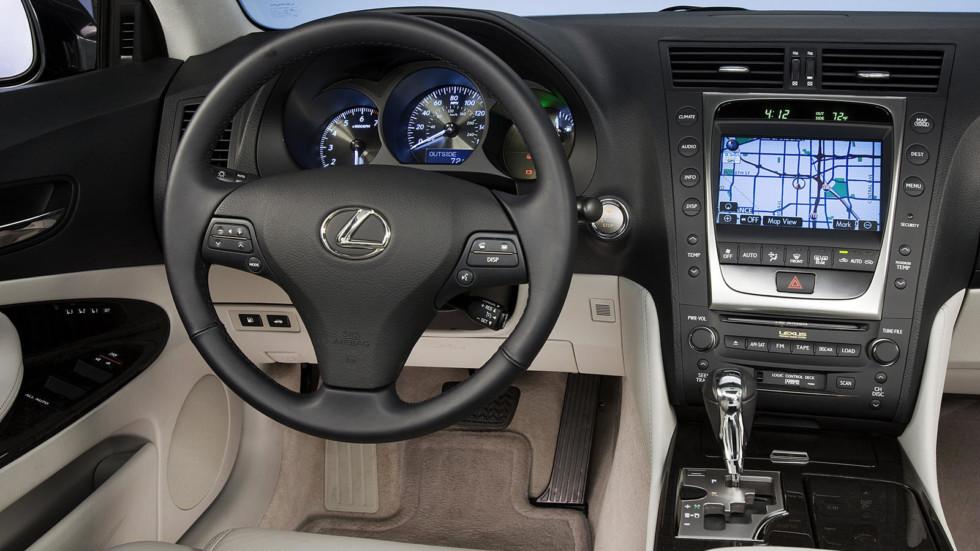 Lexus GS350_2009