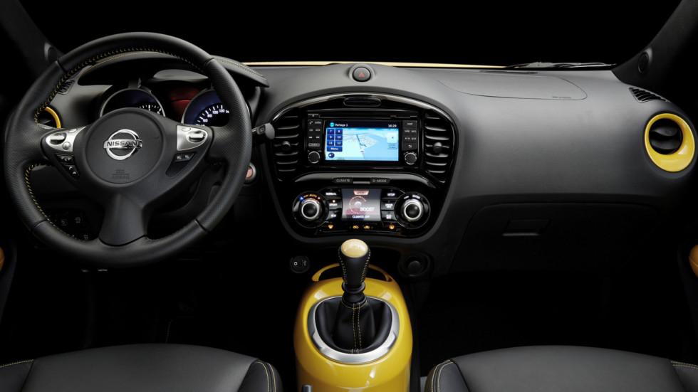 Nissan Juke текущего поколения