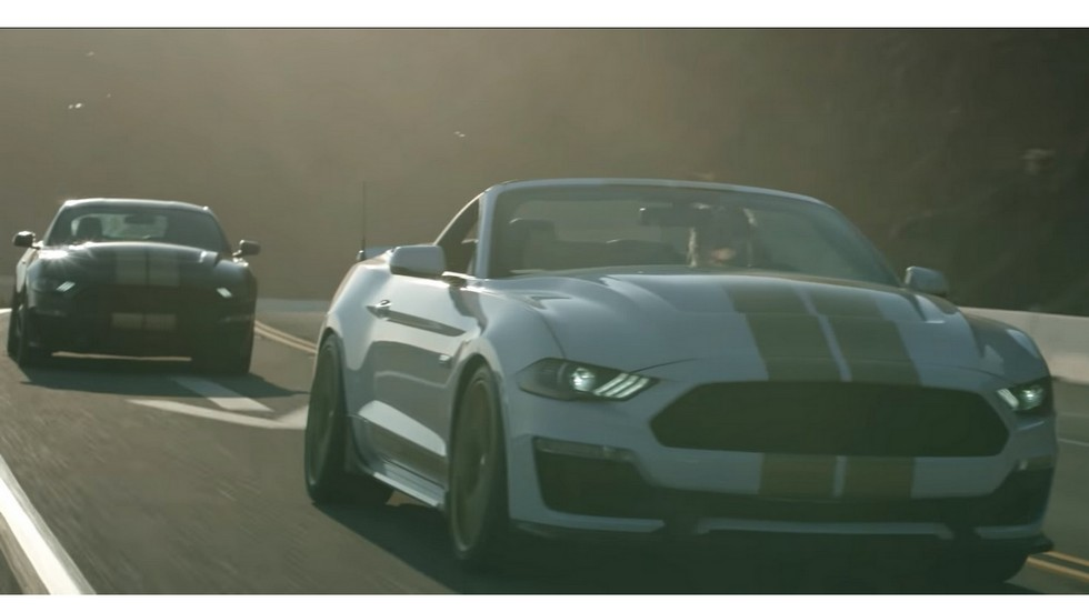 Shelby представила новый Форд Mustang Shelby GT
