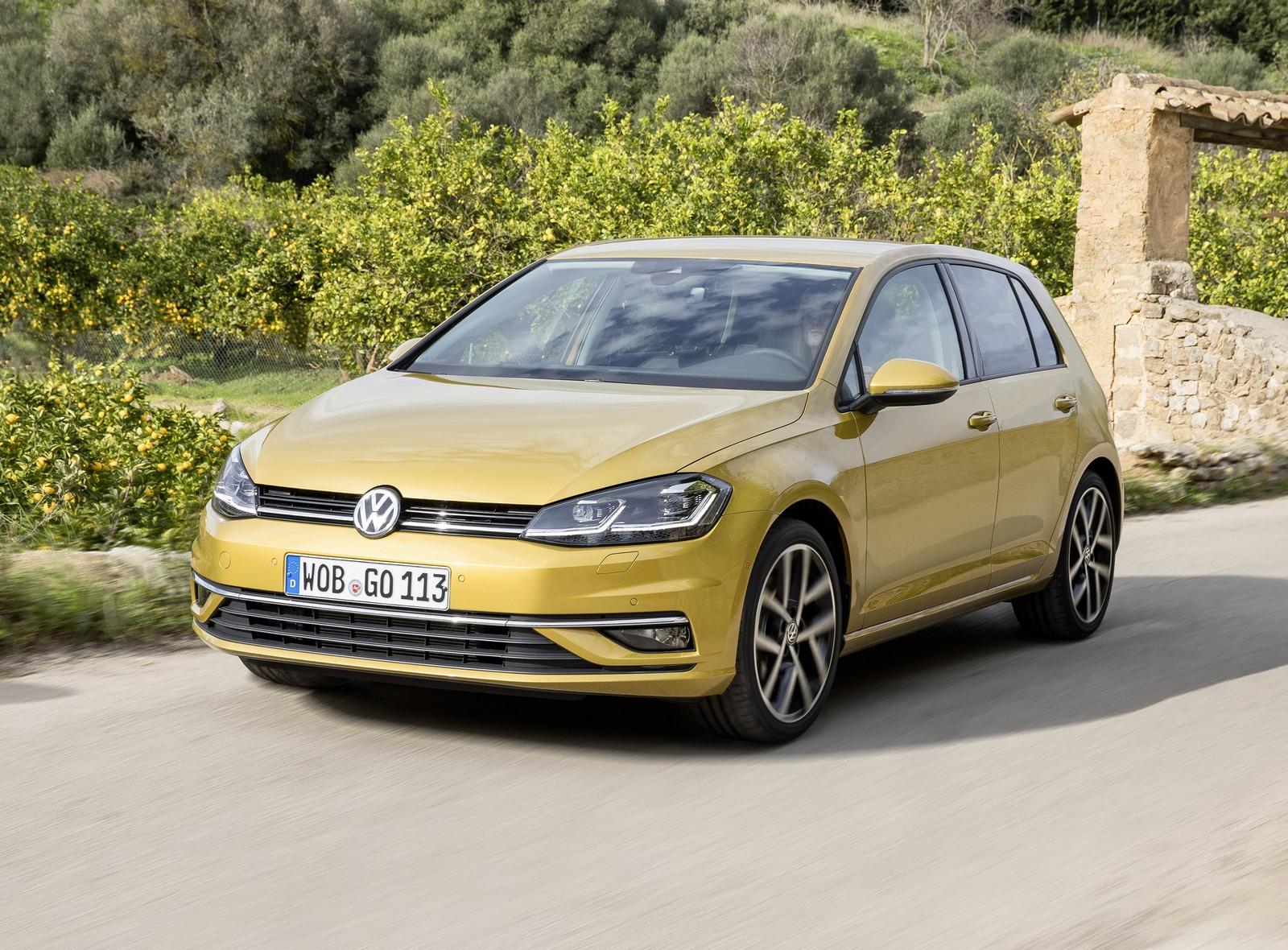 Глава Volkswagen в России: Golf вернётся в сентябре