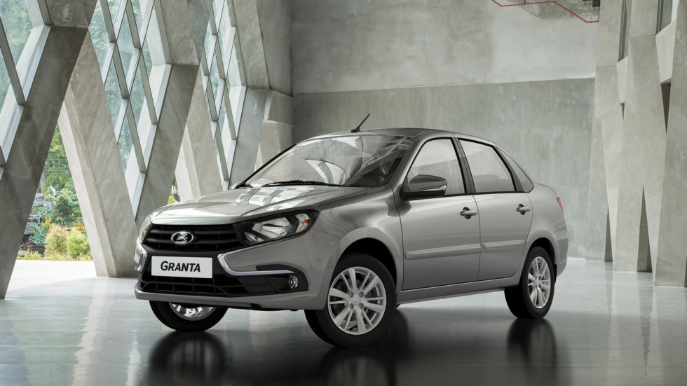 04_New LADA Granta SE Background