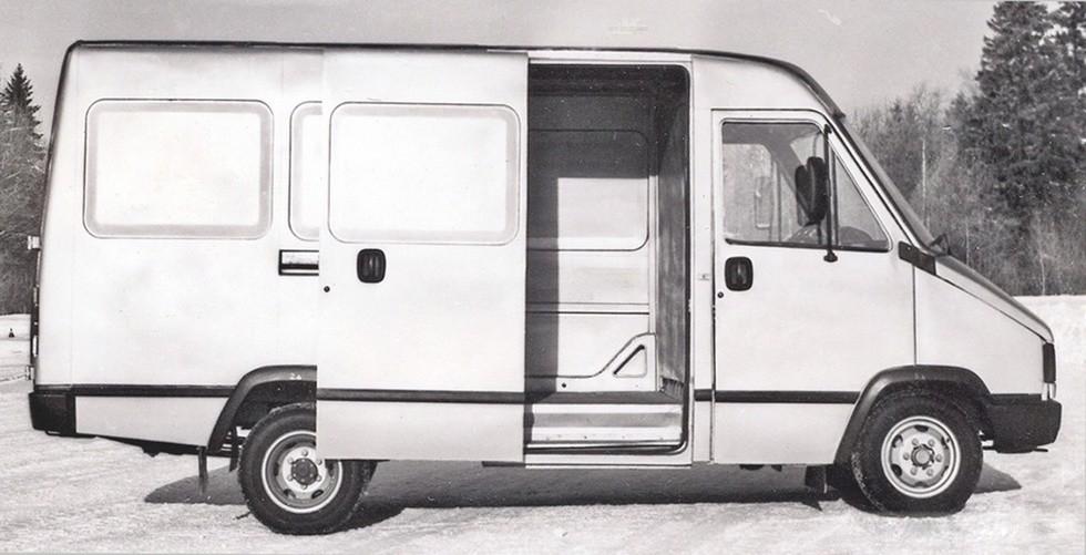 Автофургон НАМИ-0267