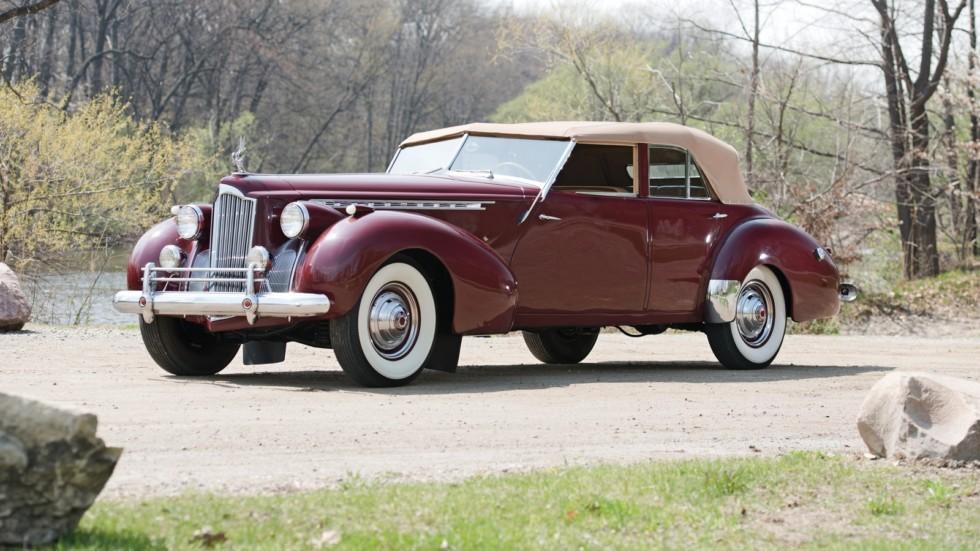 Packard 180 1940