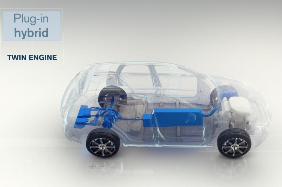 """""""Розеточный"""" гибрид или plug-in. Чтобы автомобиль экономил топливо, на парковках его необходимо всегда подключать к розетке иначе высоковольтная АКБ будет есть свой собственный заряд для поддержания нужной температуры в системе терморегуляции"""