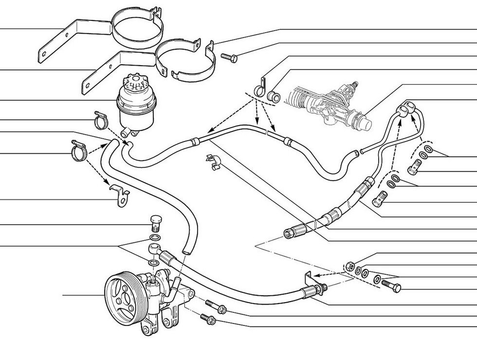 усилитель рулевого управления