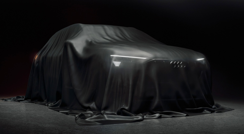 Save the date: world premiere of the Audi e-tron live from San