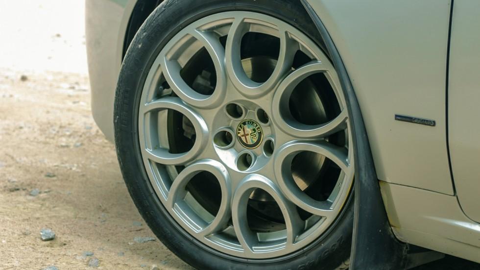 Alfa Romeo 159 колесо