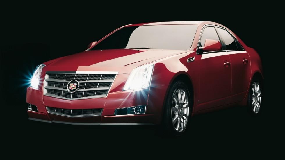 Cadillac CTS '2007–11 (2)