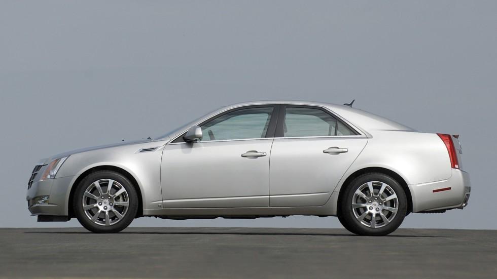Cadillac CTS '2007–11дд