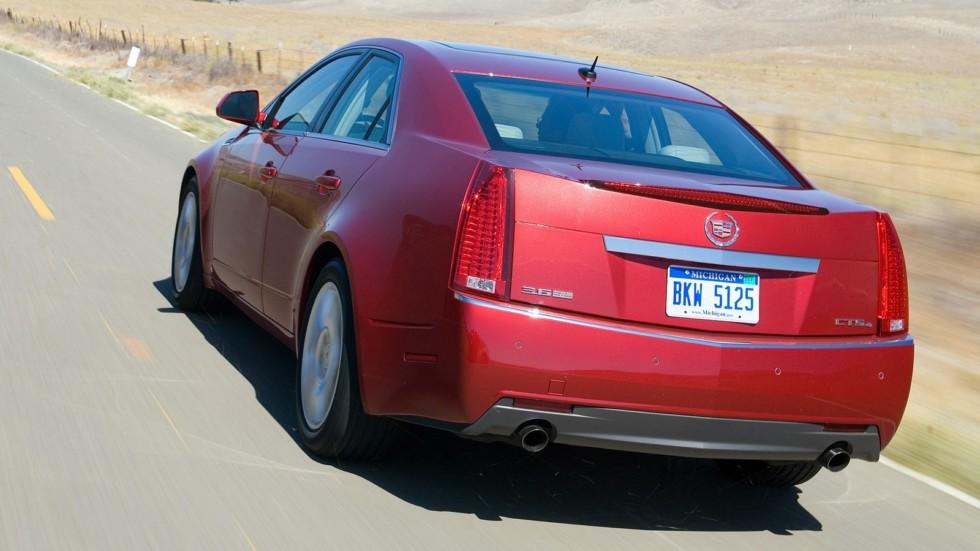 Cadillac CTS '2007–11