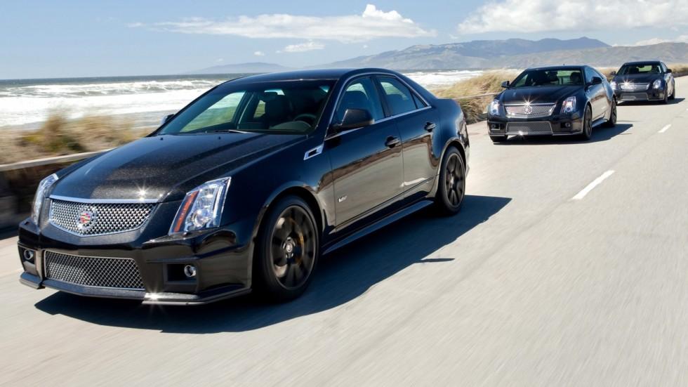 Cadillac CTS '2007–14