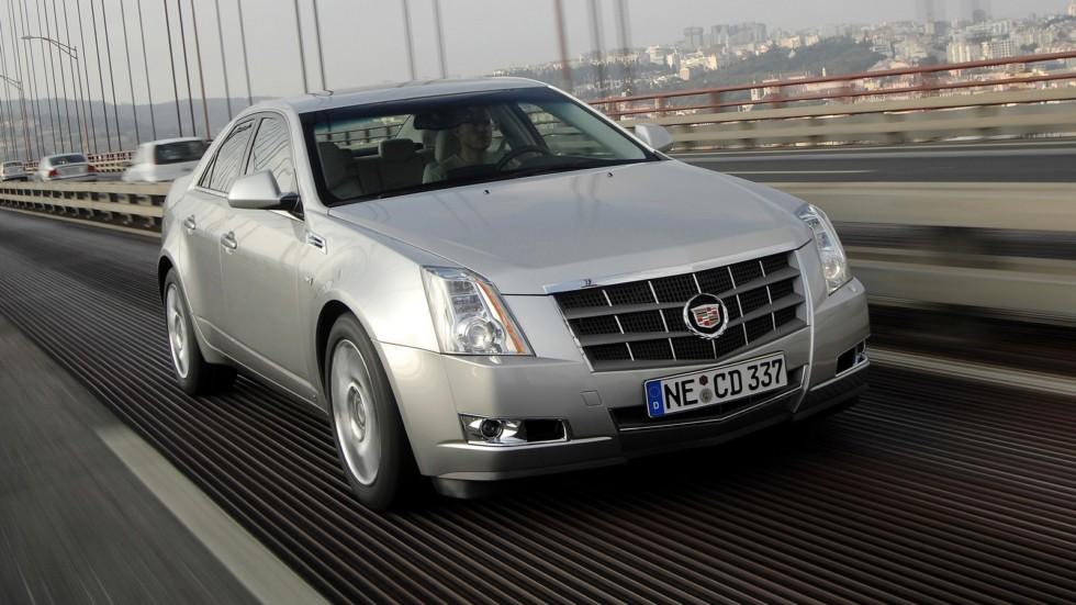 Cadillac CTS Worldwide '2007–11с