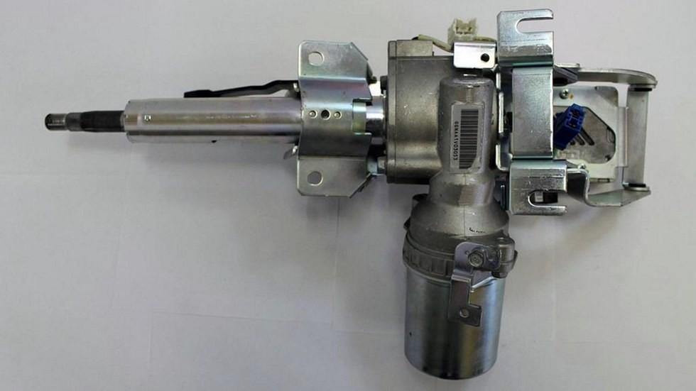 Электроусилитель автомобилей ВАЗ заметно компактнее «гидравлики»
