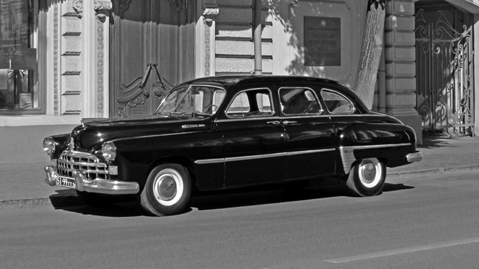 ГАЗ-12 ЗиМ '1950–59