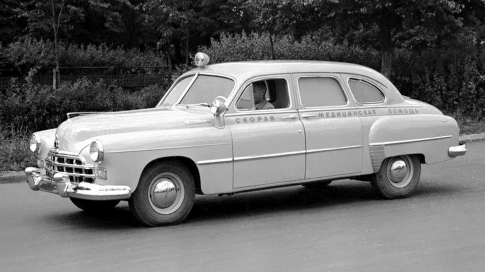 ГАЗ-12Б ЗиМ '1951–60