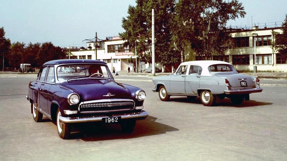 ГАЗ-21Л Волга (III) '1962–65