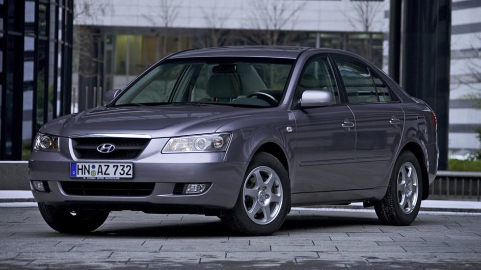 Hyundai Sonata (NF) '09.2004–11.2007ыв