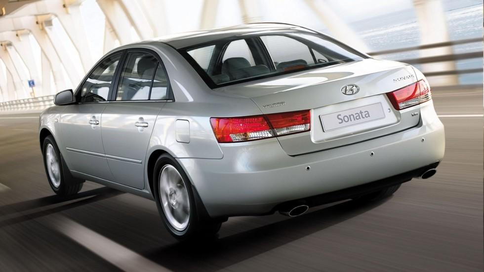 Hyundai Sonata (NHyundai Sonata (NF) '09.2004–11.2007F) '09.2004–11.2007ывапро