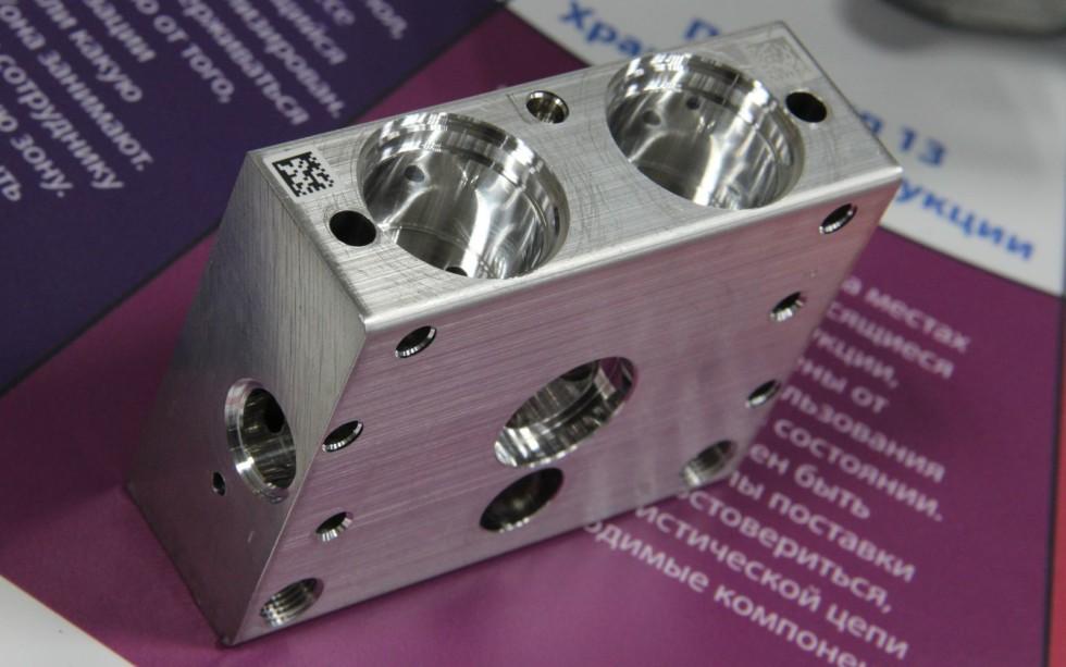 Гидравлические блоки ABS/ESP проходят механическую обработку непосредственно на самарском заводе. Но заготовки поставляются из-за рубежа…