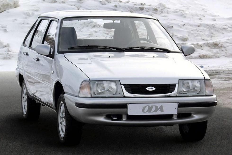 Иж-2126 Ода '2002–07.2005