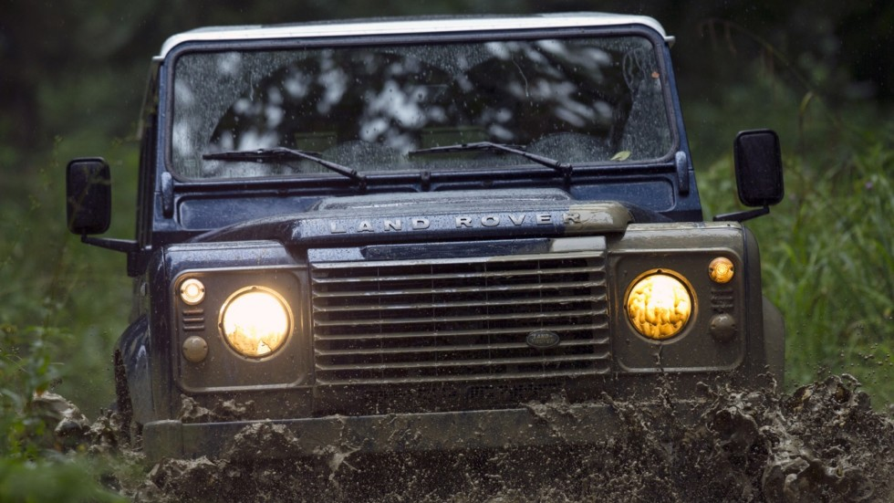 Land Rover Defender 90 Station Wagon Worldwide '2007–н.в.с