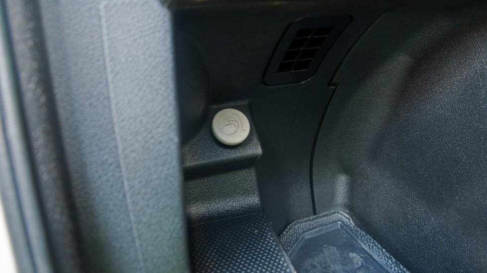 Mercedes-Benz Actros регулировка руля