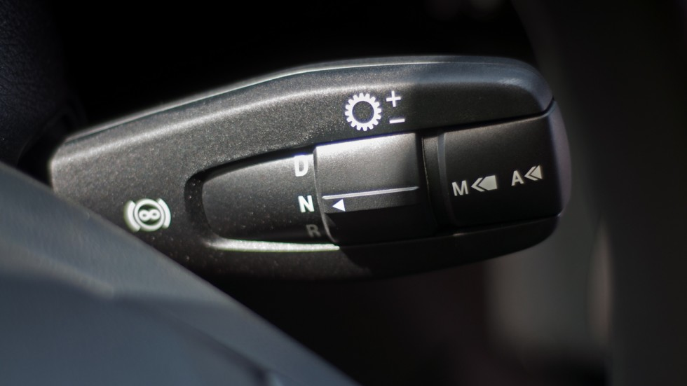 Mercedes-Benz Actros подрулевой переключатель
