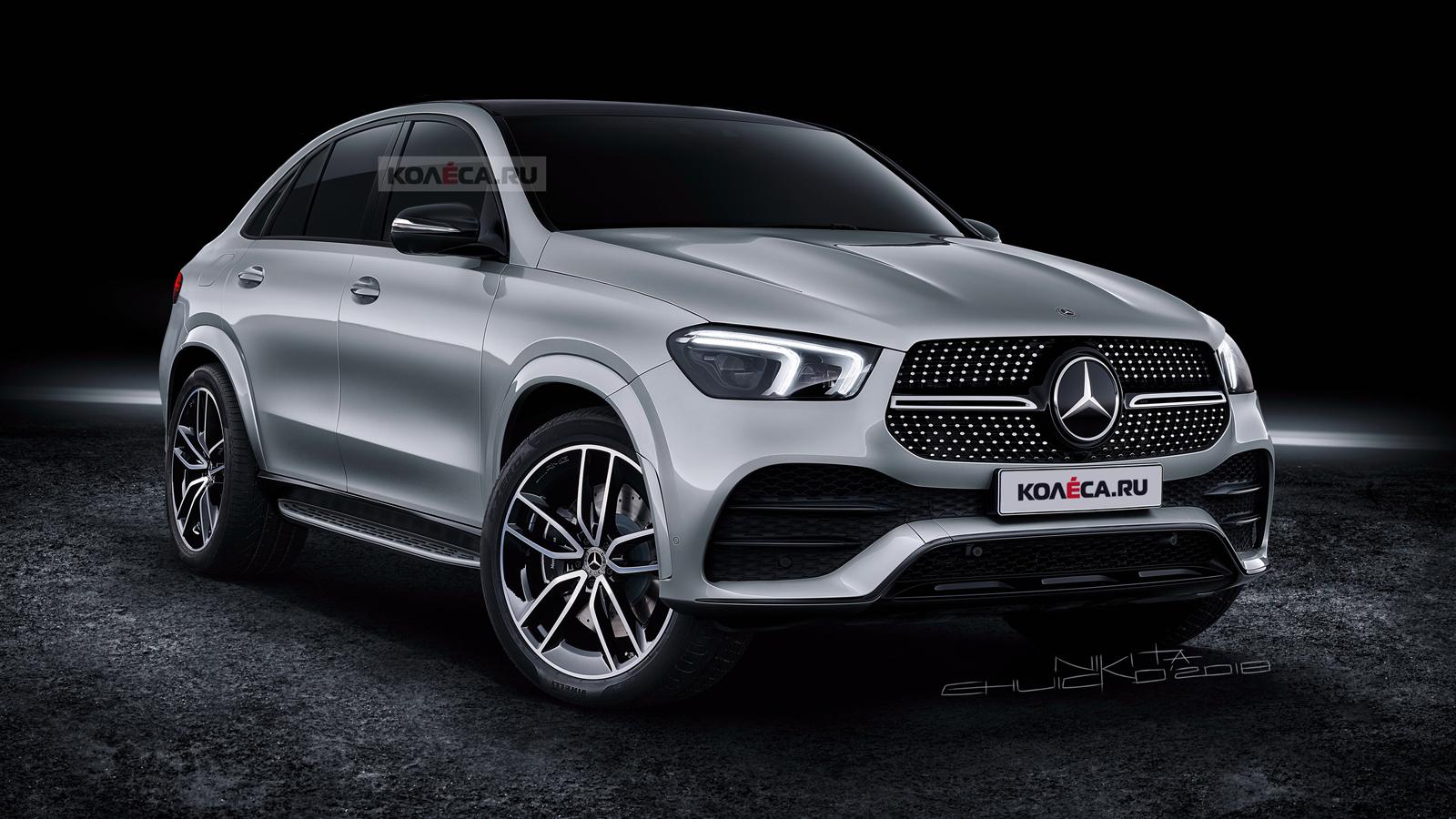 Mercedes GLE 2019 года | новый, дата выхода в продажу, цена