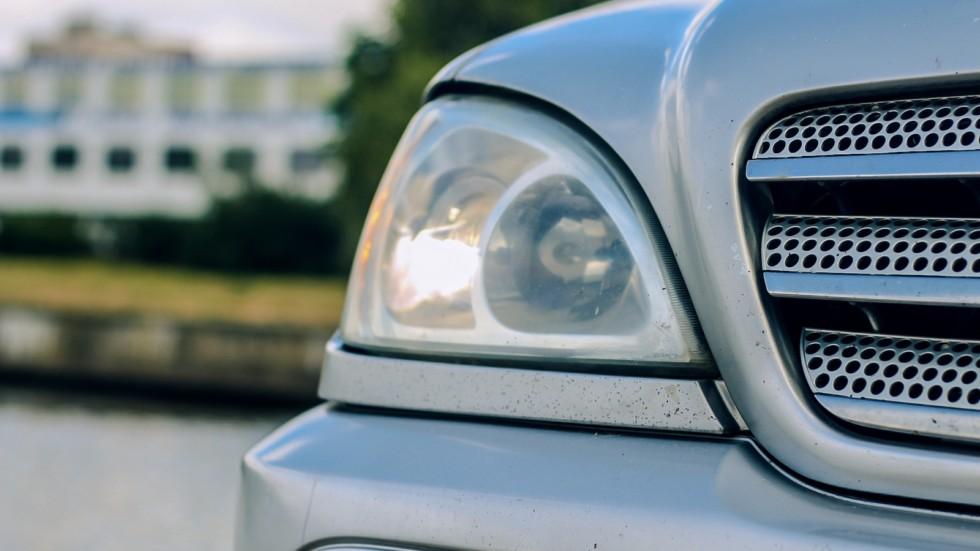 Mercedes-Benz ML W163 фара