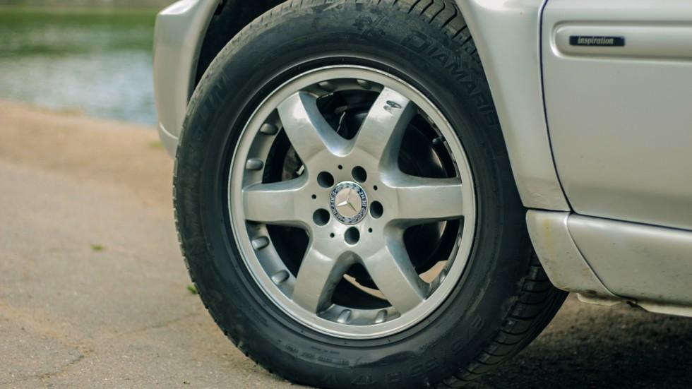 Mercedes-Benz ML W163 колесо