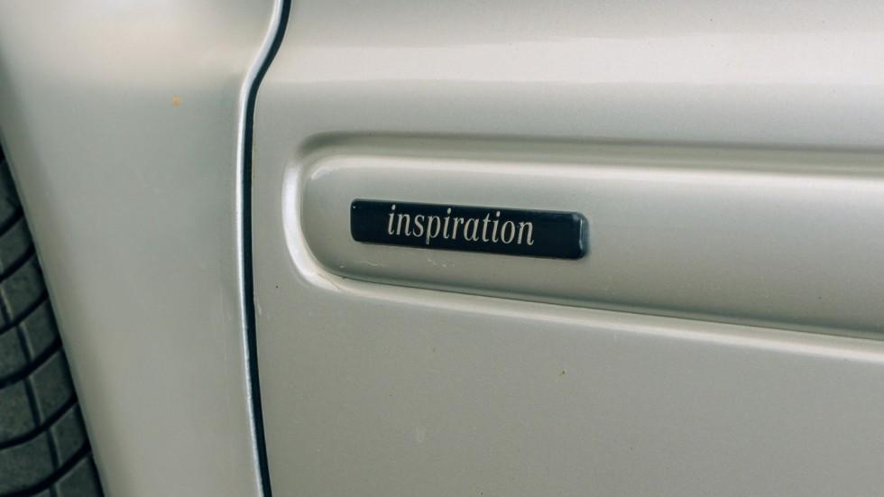 Mercedes-Benz ML W163 шильдик