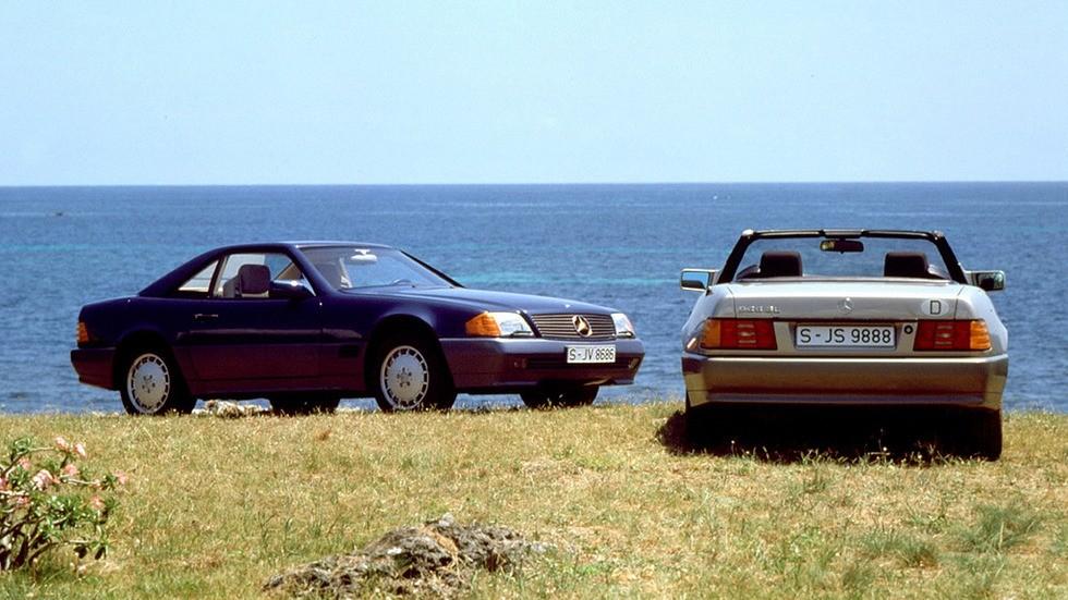 Mercedes-Benz SL-Klasse Worldwide (R129) '05.1988–09.1995