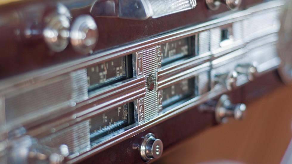 Packard Eight 1937 приборы