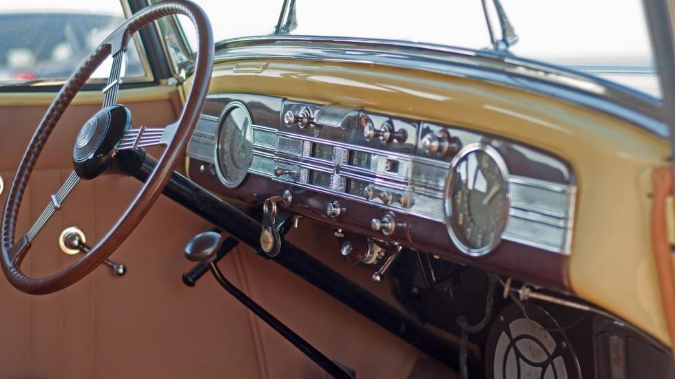 Packard Eight 1937 салон (9)