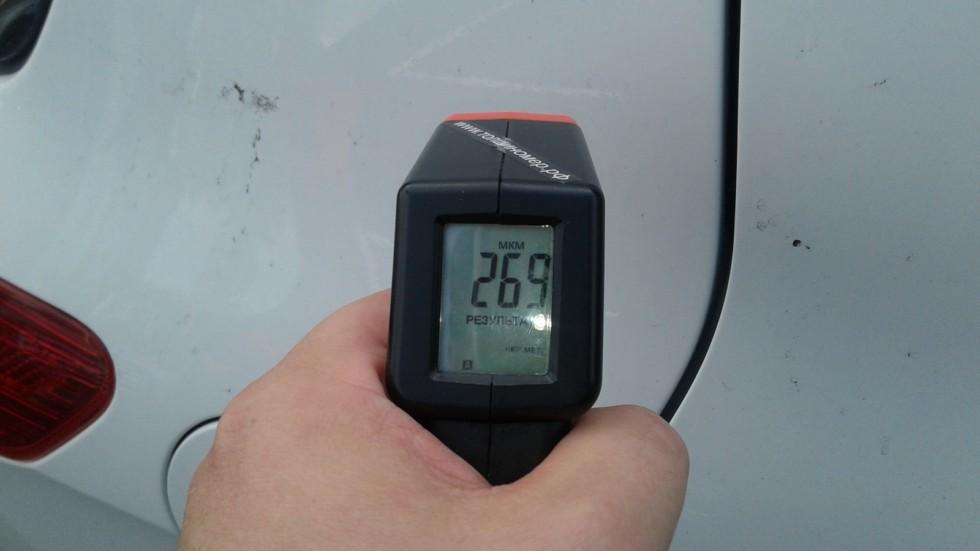 Peugeot 308 толщиномер (1)