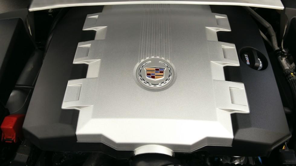 Под капотом Cadillac CTS Worldwide '2007–11