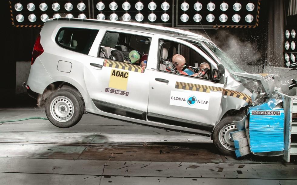 Suzuki Vitara «для бедных» в краш-тесте Global NCAP: жить можно!