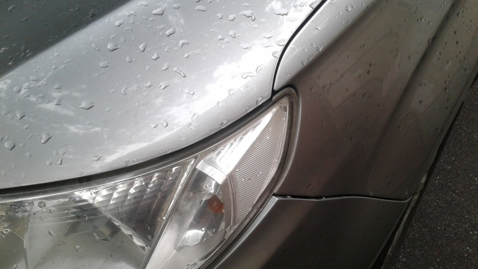 Subaru Forester лкп