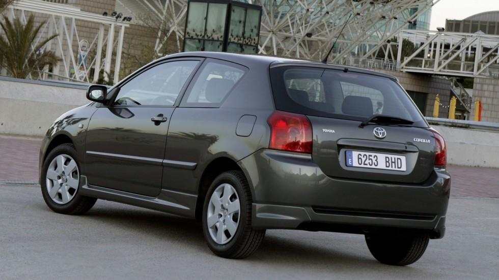 Toyota Corolla 3-door '2004–07