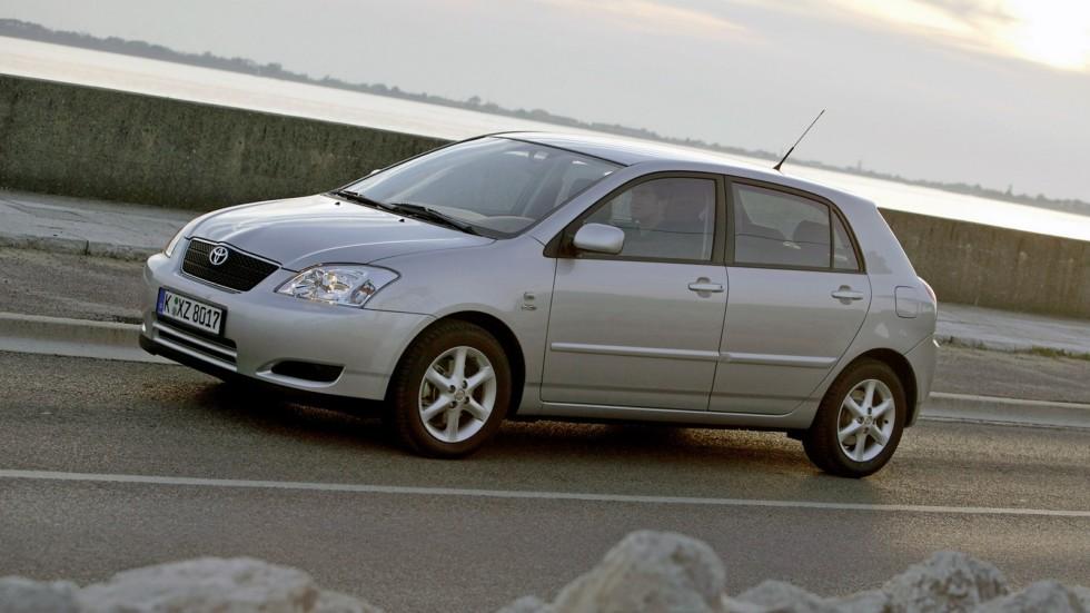 Toyota Corolla 5-door '2001–04