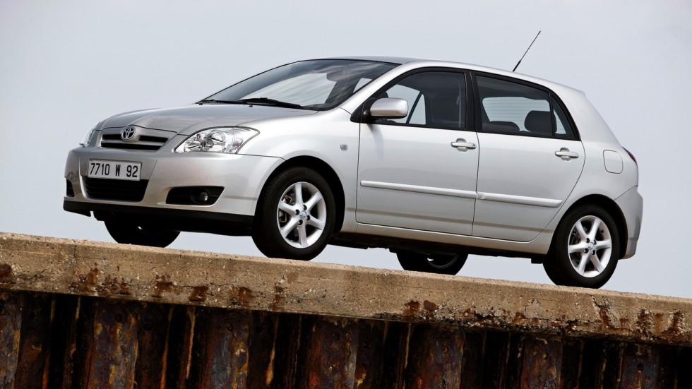 Toyota Corolla 5-door '2004–07ч