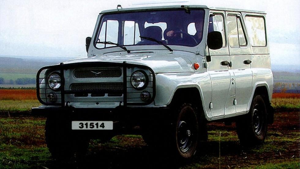 УАЗ-31514 '1993–2003