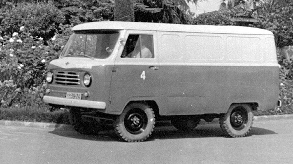 УАЗ-450 '01.1958–65