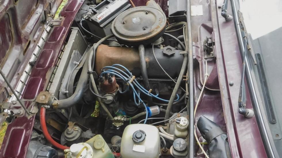 ВАЗ-2107 двигатель (2)