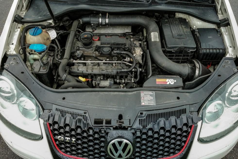 Volkswagen Golf GTI двигатель
