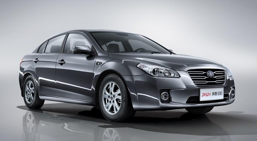 FAW обновил провалившийся на рынке РФ седан B50. И опять из-за скромного спроса